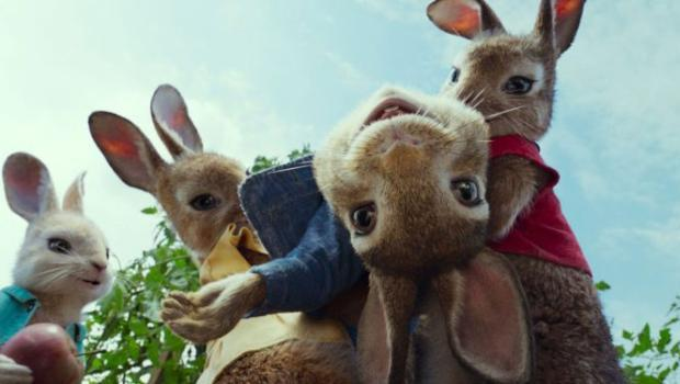 Peter Rabbit - A Relaxed Screening