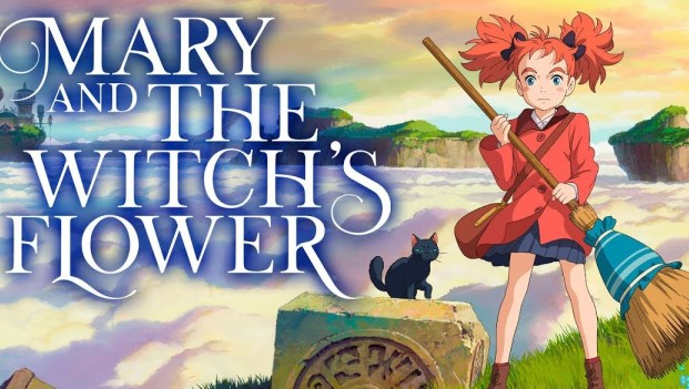 Mary & The Witch's Flower + Exclusive Recorded Director Intro