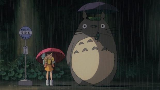 Orbital Comics Presents:My Neighbour Totoro