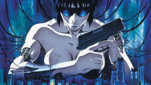 Ghost In The Shell - Anime April