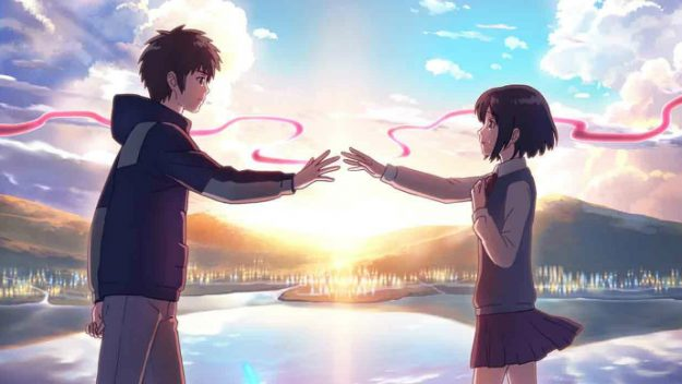 Your Name - Anime April