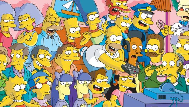 Simpsons Bank Holiday All-Dayer Vol. 2