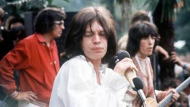 The Stones In The Park + Ceri James & Steve Somerset Live