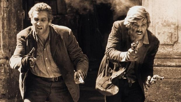 Butch Cassidy & The Sundance Kid + Simon Stanley Ward live