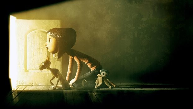 Her Name Is... Coraline - Orbital Comics & #WomenInFilm2018