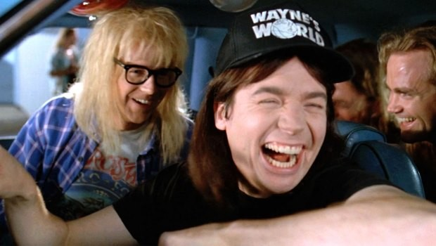Wayne's World + Dexy Live - Music & Movies