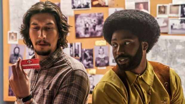 Blackkklansman + Live Satellite Q&A