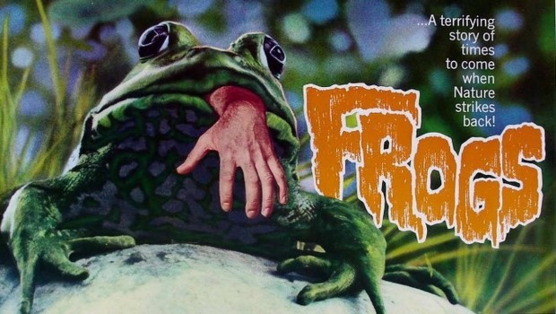 Kim Newman Presents: Frogs + Q&A