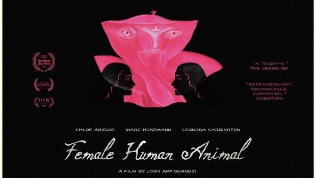 Female Human Animal + Q&A w/ Josh Appignanesi & Chloe Aridjis