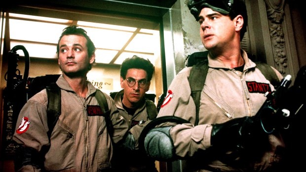 Ghostbusters - Presented by Truman's
