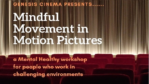 Mindful Movement in Motion Pictures