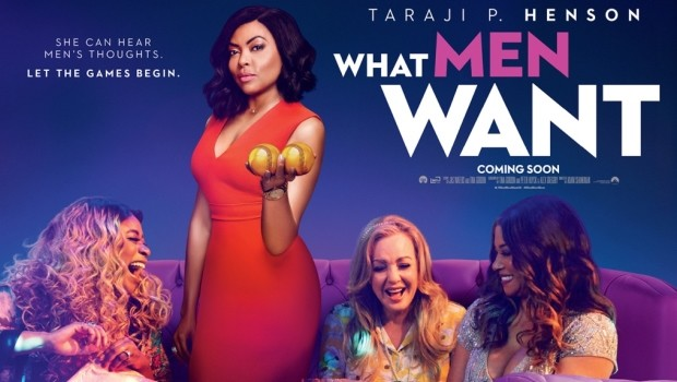 What Men Want Preview + Richard Blackwood