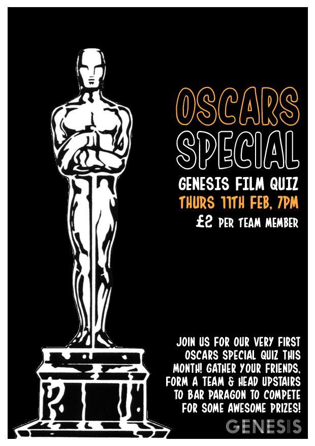Oscars Film Quiz