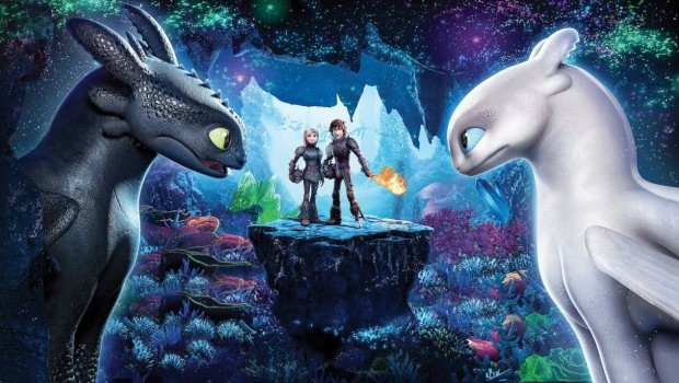 How to Train Your Dragon: The Hidden World - Relaxed Screening