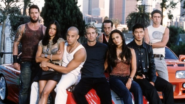 The Fast & the Furious - 20th Birthday