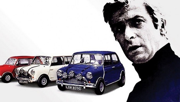 The Italian Job - 50th Anniversary Restoration