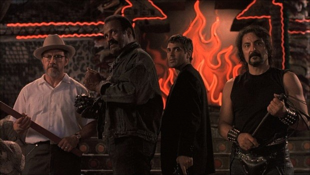 From Dusk Til Dawn - Tarantino On Screen-o