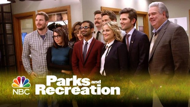 Booze TV: Everything Rhymes With Orange - Parks & Rec Night
