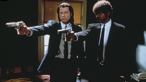 Trumans Presents: Pulp Fiction - Tarantino On Screen-o