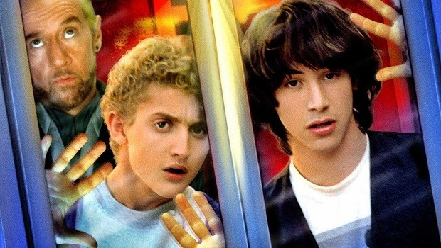 Bill & Ted's Excellent Adventure - Presented by Truman's