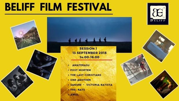 BELIFF FILM FESTIVAL SESSION 1