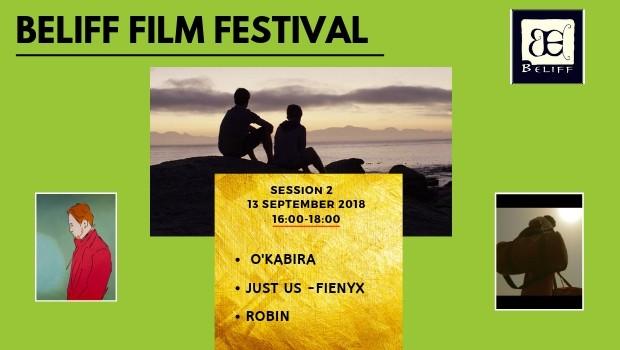BELIFF FILM FESTIVAL SESSION 2