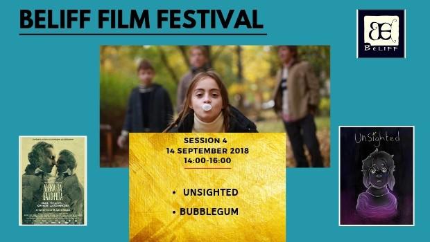 BELIFF FILM FESTIVAL SESSION 4