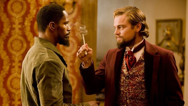 Django Unchained - Tarantino On Screen-o