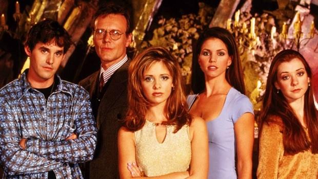 Buffy the Vampire Slayer - Booze TV