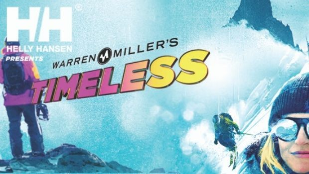 Warren Miller's Timeless presented by Helly Hansen
