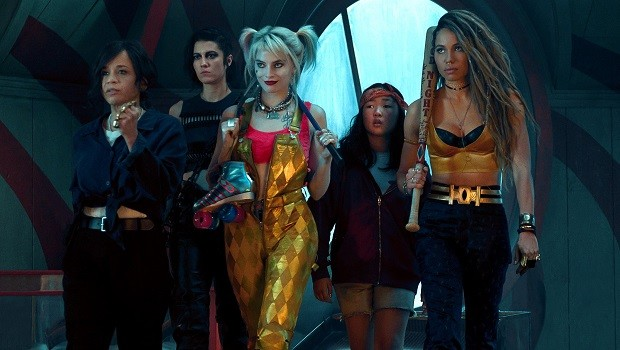 Birds Of Prey & The Fantabulous Emancipation Of One Harley Quinn