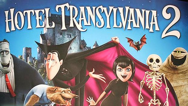Hotel Transylvania 2 (2D)