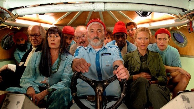 The Life Aquatic With Steve Zissou - The Sofia & Bill season!