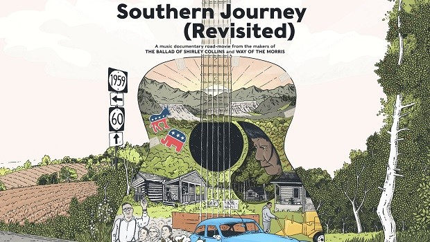 Southern Journey (Revisited) + Q&A with director Rob Curry