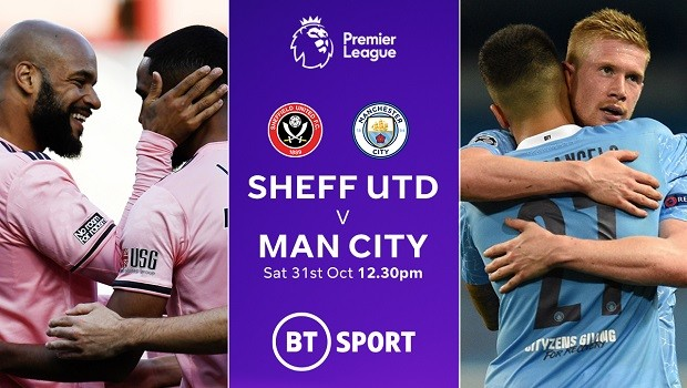 Sheffield United V Manchester City