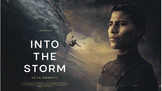 INTO THE STORM + Q&A