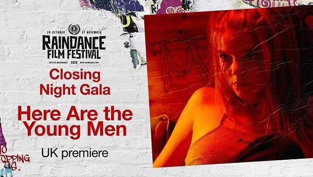 Raindance FF Closing Night: Here Are The Young Men