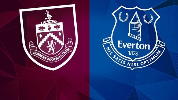 Burnley v Everton
