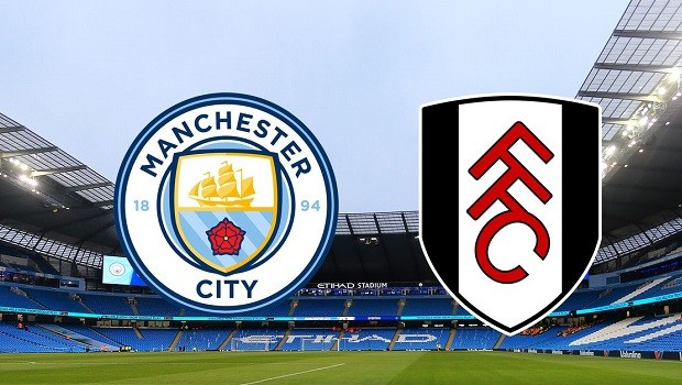 Man City V Fulham