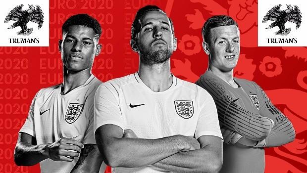 Truman's Presents England at Euro 2020