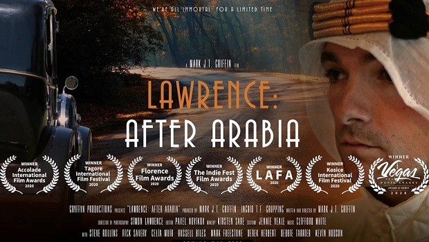 Lawrence After Arabia + Q&A