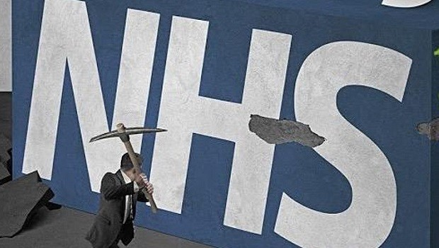 The Great NHS Heist + Q&A