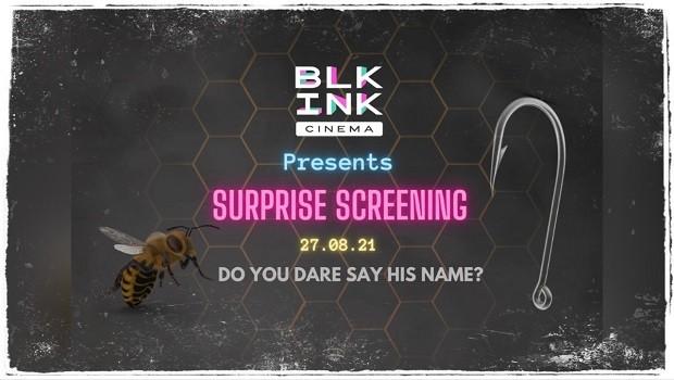 Black Ink Cinema Surprise Screening