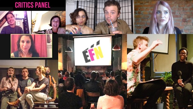 EFN Short Film Festival - Films in Competition + Awards Night
