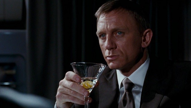 Vesper Martini Cocktail Class