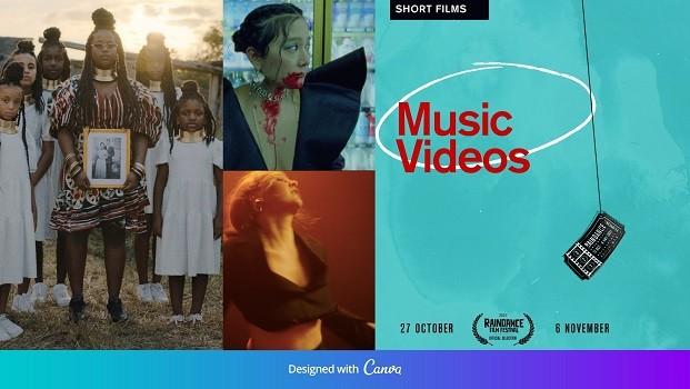Music Videos - Raindance Film Festival 2021