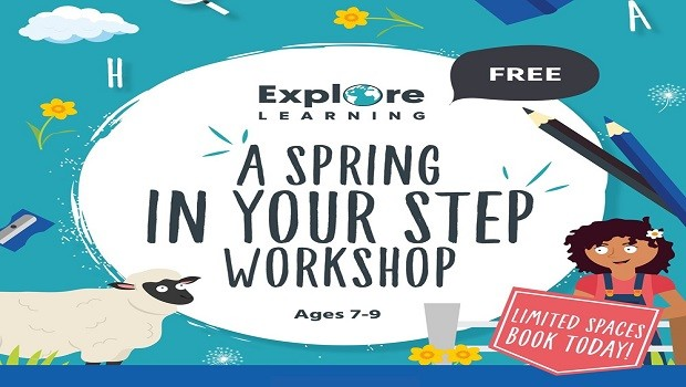 Explore Learning - A Spring In Your Step