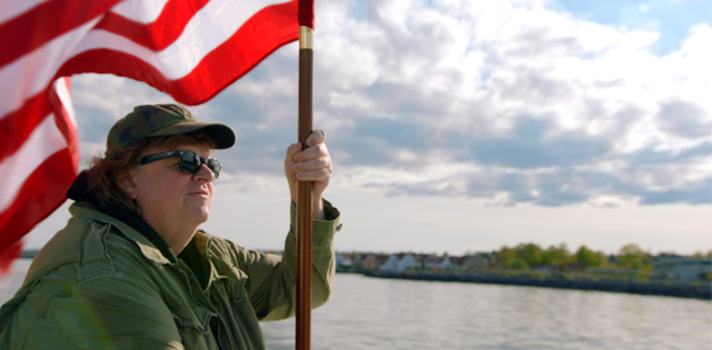 Where To Invade Next + LIVE Q&A with Michael Moore