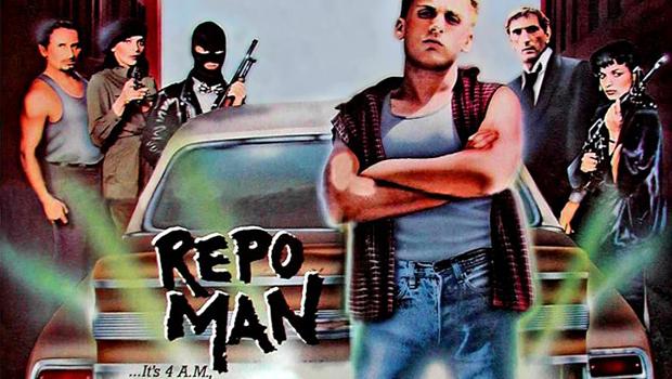 Rochester Kino: Repo Man (1984)