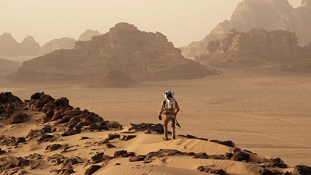 The Martian (2D)